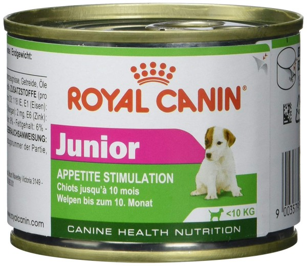 ROYAL CANIN Vlažna hrana  u konzervi za štence Mini Junior 195g