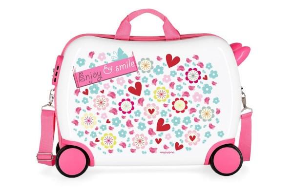 ENJOY & SMILE ABS kofer za decu sa 4 točkića,  Model 37.299.64