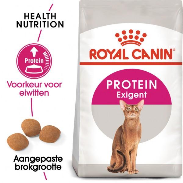 Royal Canin Suva hrana za odrasle mačke  Exigent Protein Preference - 400gr.