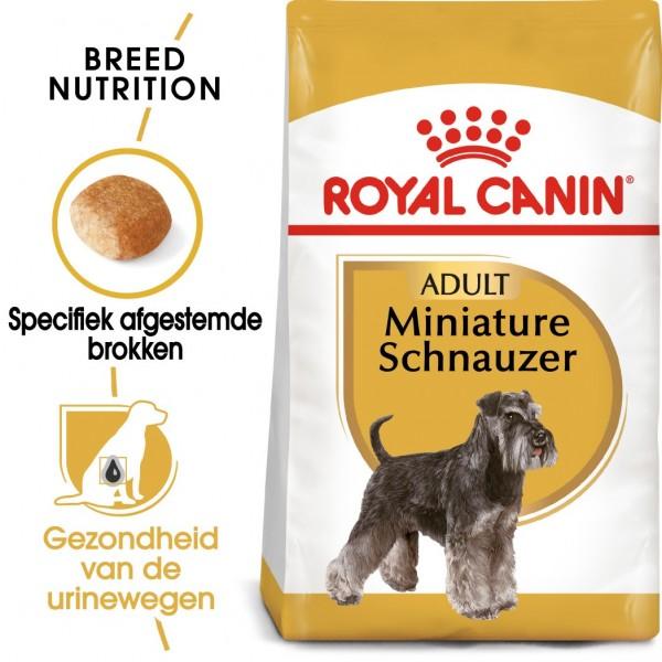 Royal Canin Suva hrana za pse Miniature Schnauzer Adult 3kg.