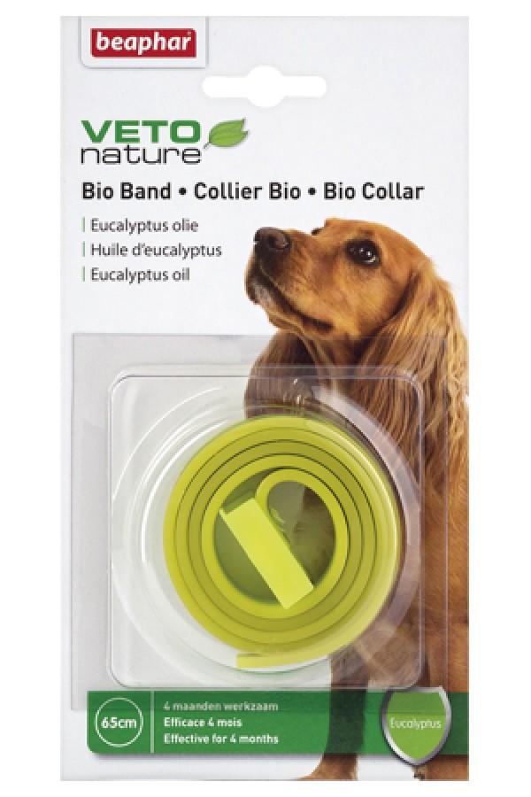 Beaphar Bio collar dog - Ogrlica  za pse protiv buva i krpelja
