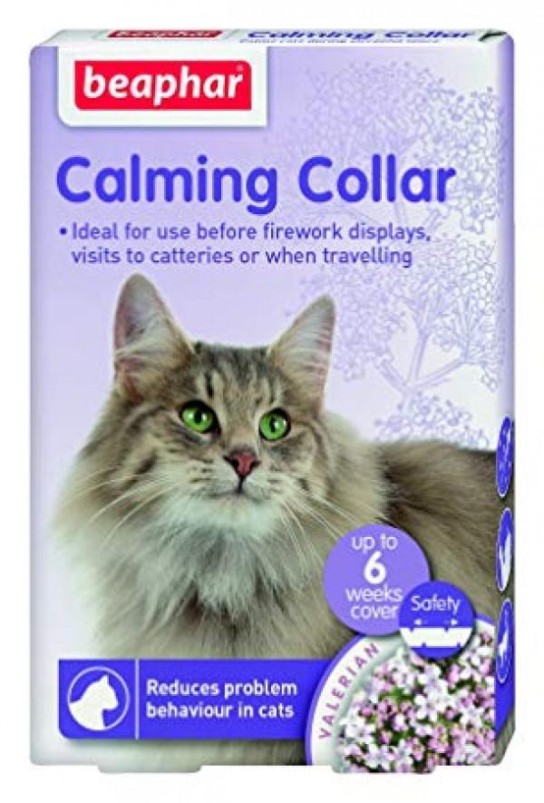 Beaphar Calming collar cat - Ogrlica protiv anksioznosti i smanjivanje stresa kod mačaka