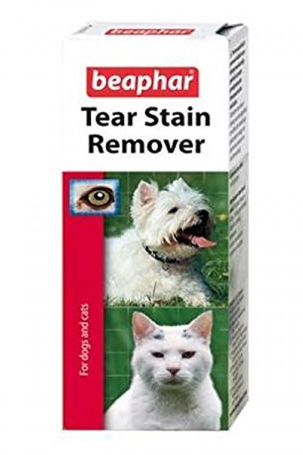 Beaphar Tear stain remover - Sredstvo za uklanjanje fleka oko očiju pasa i mačaka 50ml