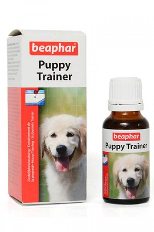 Beaphar Puppy trainer - Sredstvo za odvikavanje i obuku štenaca i pasa, 20ml
