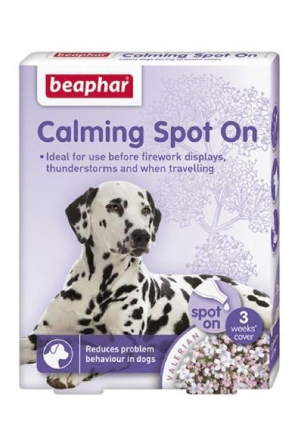 Beaphar Calming SPOT ON dog - Ampule za oslobadjanje stresa kod pasa