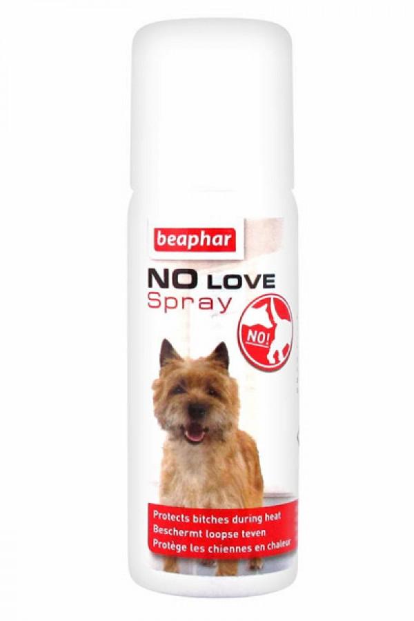 Beaphar No Love spray Sprej za neutralizaciju mirisa ženki u polnom žaru 50ml