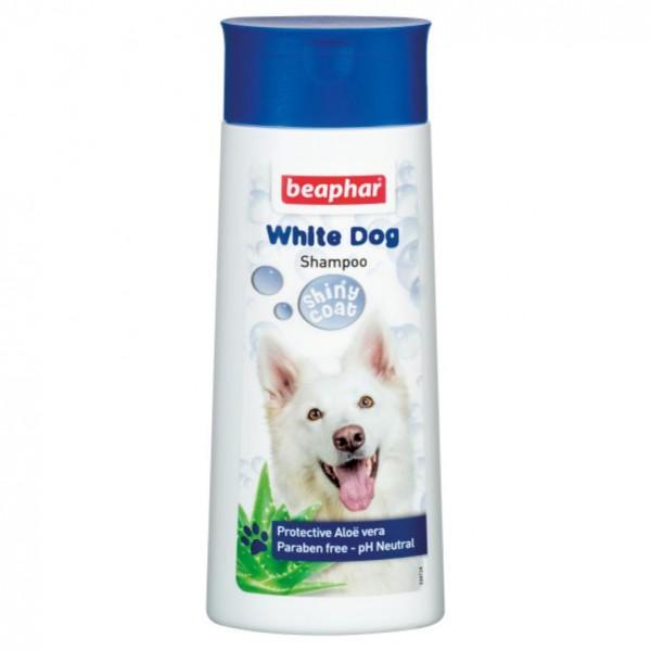 Beaphar Shampoo white dog Šampon za pse sa belom ili svetlom dlakom 250ml