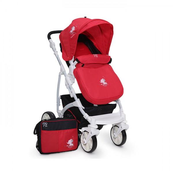 Kolica za bebe ''Tala'' Crvena