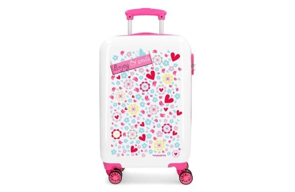 ENJOY & SMILE ABS kofer 55cm sa 4 dupla točkića 37.214.64