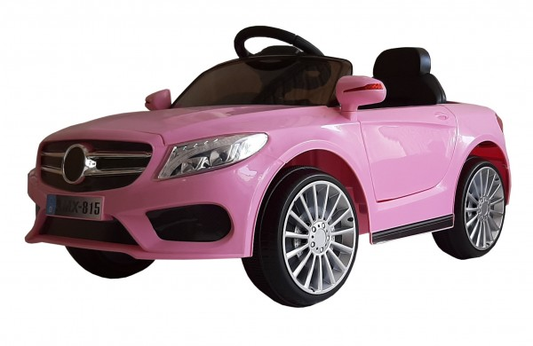 Dečiji automobil na akumulator (Mercedes) Model 220 roze