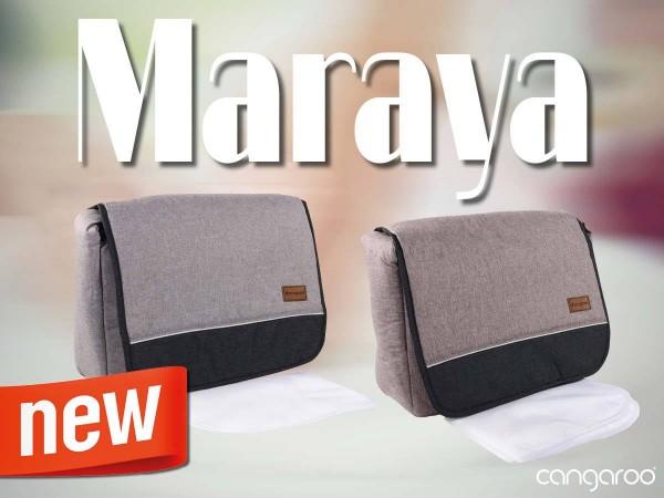 Torba za mame i bebe ''Maraya'' Siva