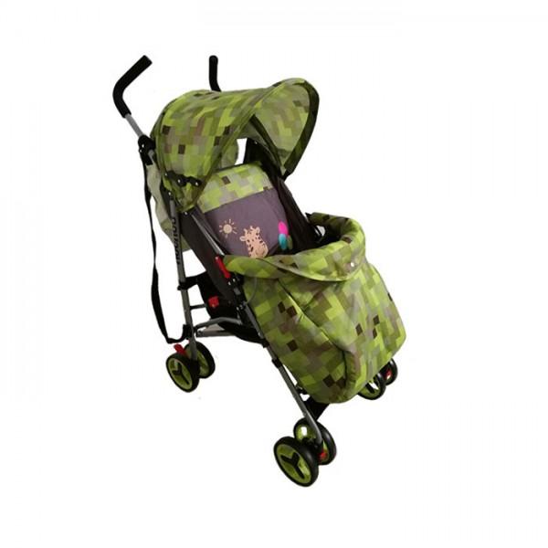 Kolica za bebe ''Siena'' Zelena