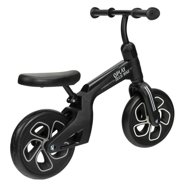 Balance bicikl za decu QPlay ''Tech'' Crni