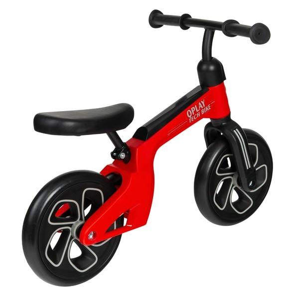 Balance bicikl za decu QPlay ''Tech'' Crveni