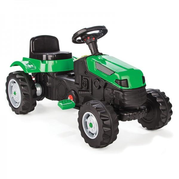 Dečiji traktor sa pedalama Pilsan ''Active'' Zeleni