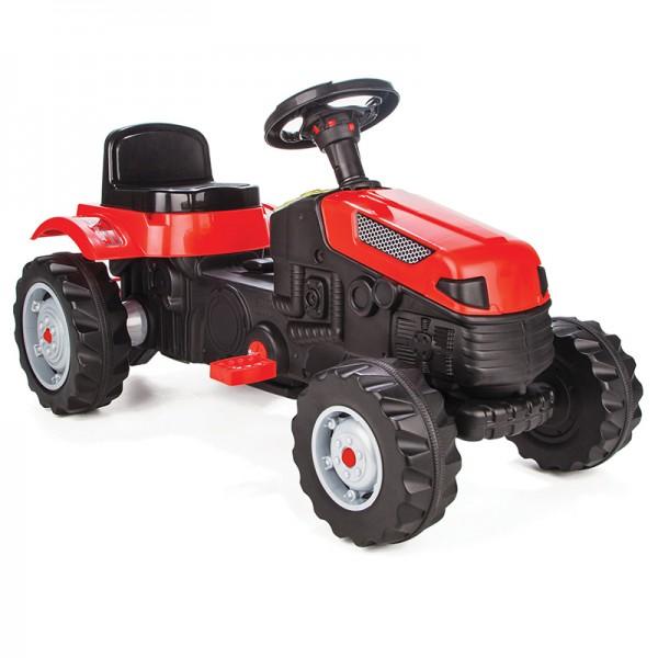 Dečiji traktor sa pedalama Pilsan ''Active'' Crveni