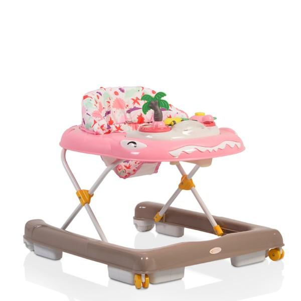 Dubak za bebe ''Dino'' Pink