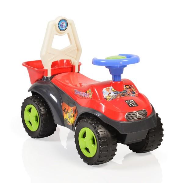 Guralica za decu ''Sand Beach Car'' Crvena