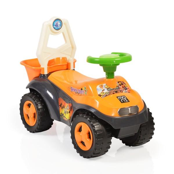 Guralica za decu ''Sand Beach'' Car Narandžasta