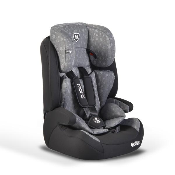 Autosedište za decu ''Armor Premium'' Sivi Stars
