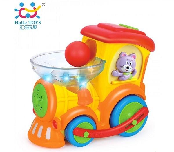 Igračka za decu ''Do Do Train'' sa muzičkim i svetlosnim efektima