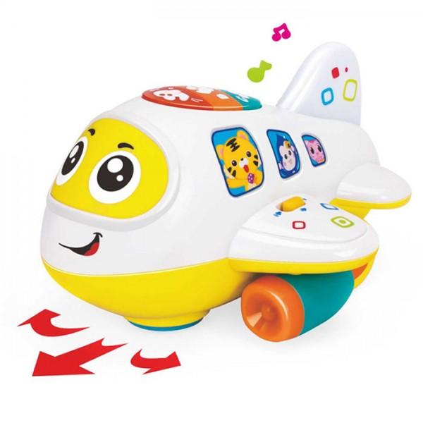 Igračka za decu ''Airplane'' sa muzičkim efektima