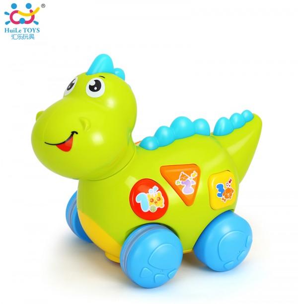 Igračka za decu ''Baby Dino'' sa muzičkim i svetlosnim efektima
