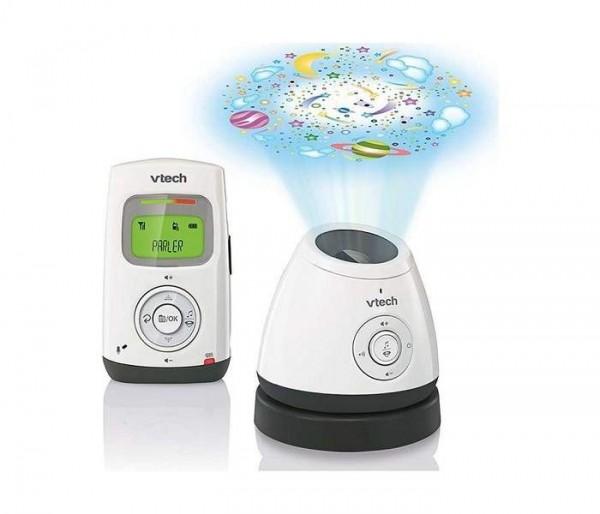 VTECH Bebi Alarm Audio  sa noćnim svetlom i prikazom temperature sobe
