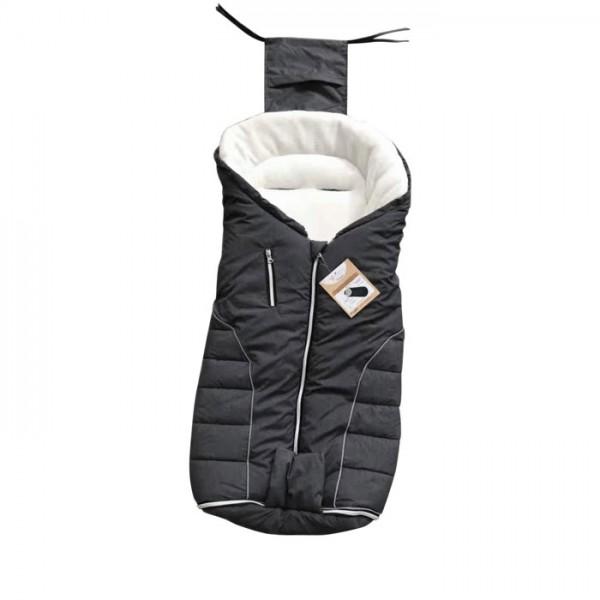 Zimska vreća za spavanje za kolica ''Snuggle'' Siva