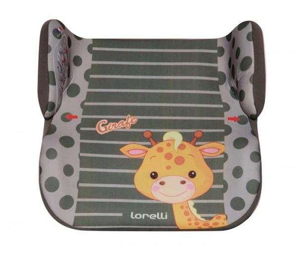 Auto-sedište Booster za decu ''Topo Comfort'' 15-36kg Animals Giraffe