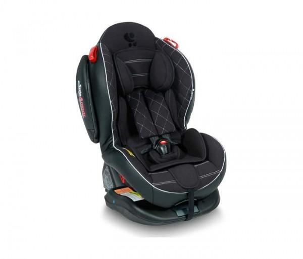 Auto-sedište za decu ''Arthur'' ISOFIX 0-25 KG Crno Leather