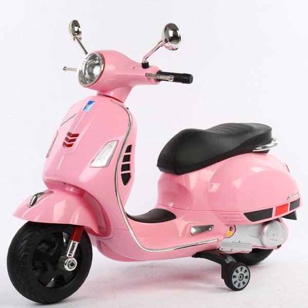 Motor za decu na akumulator 109 (Vespa) pink
