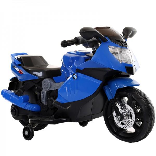 Dečiji motor na akumulator Model 117 Plavi