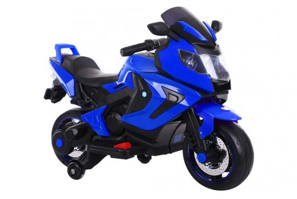 Dečiji motor na akumulator Model 118 Plavi