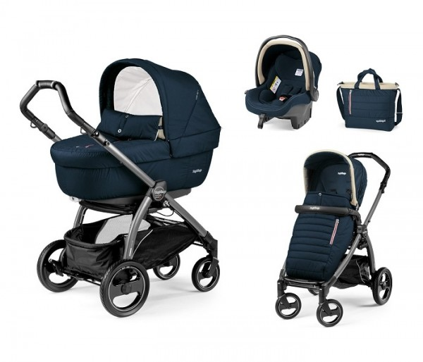 Kolica za bebe ''Modular Sistem Breeze'' 3u1 Blue S jet
