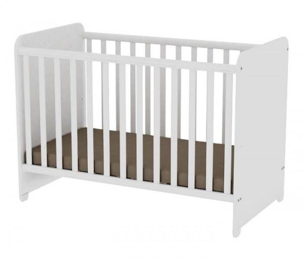Krevetac za bebe ''SWEET DREAM'' 60 /120 Beli