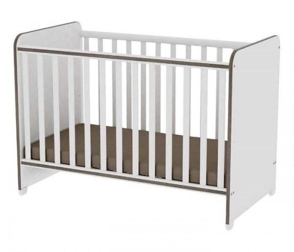 Krevetac za bebe ''SWEET DREAM'' 60/120 Bela Kafa