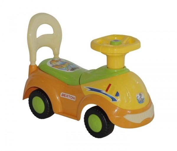 Guralica za decu ''Auto'' Narandžasta