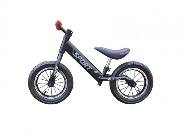 Balance bicikl za decu Model 751 Crni