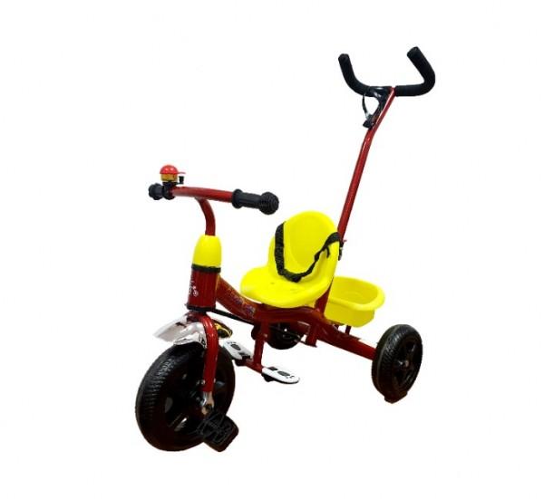 Tricikl-guralica za decu Model 430 Crveni