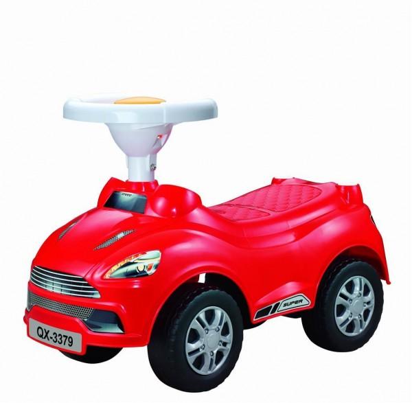Auto guralica za decu Crvena 950885