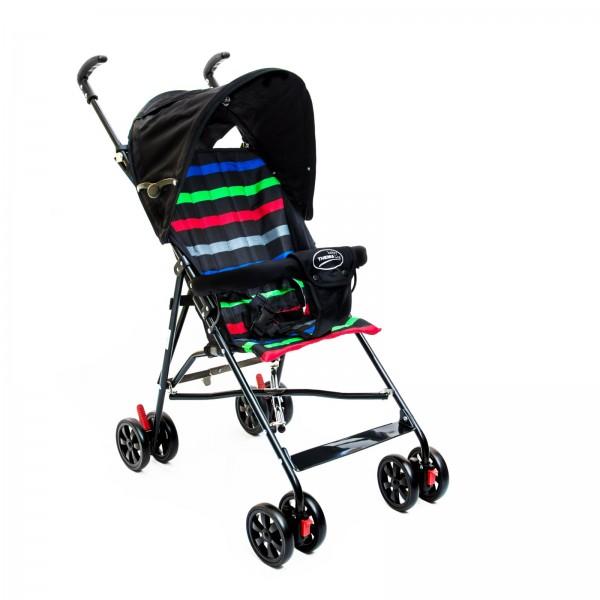 Kišobran kolica za bebe, crna