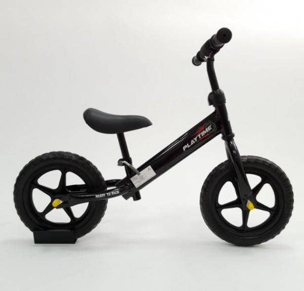 Bicikla za decu Balance bike 750 Crni
