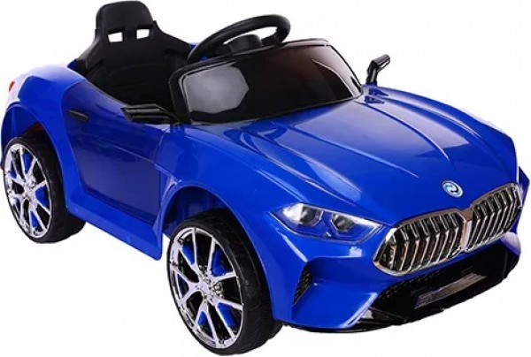 Dečiji automobil na akumulator BMW model MB6299  - metalik plavi