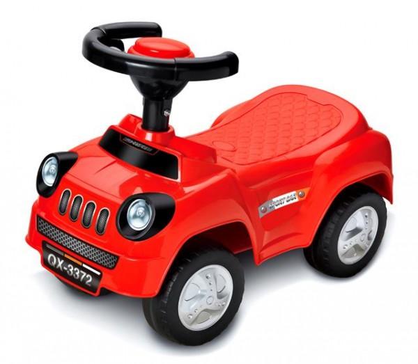Auto guralica za decu 439331 crvena