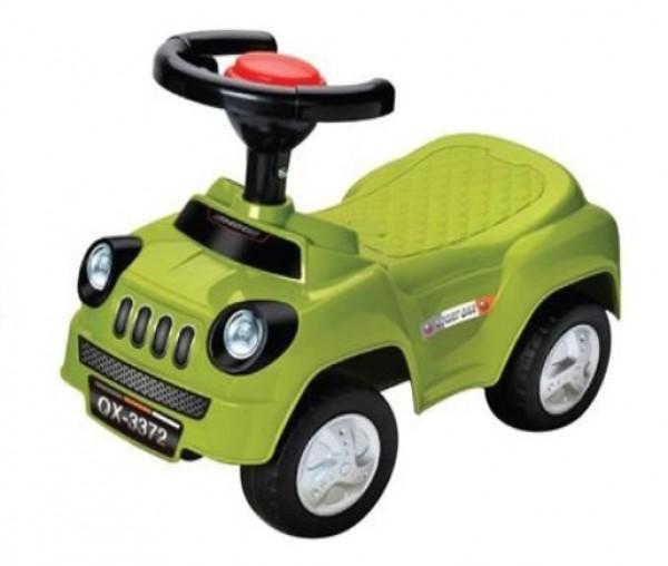 Auto guralica za decu 439331 zelena