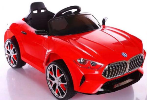 Dečiji automobil na akumulator BMW model MB6299  - metalik crveni