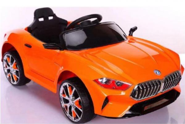 Dečiji automobil na akumulator BMW model MB6299  - metalik narandžasti